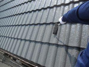 茂原市M様邸 屋根塗装工事