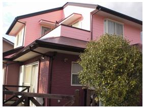 茂原市E様邸 外壁・屋根塗装工事