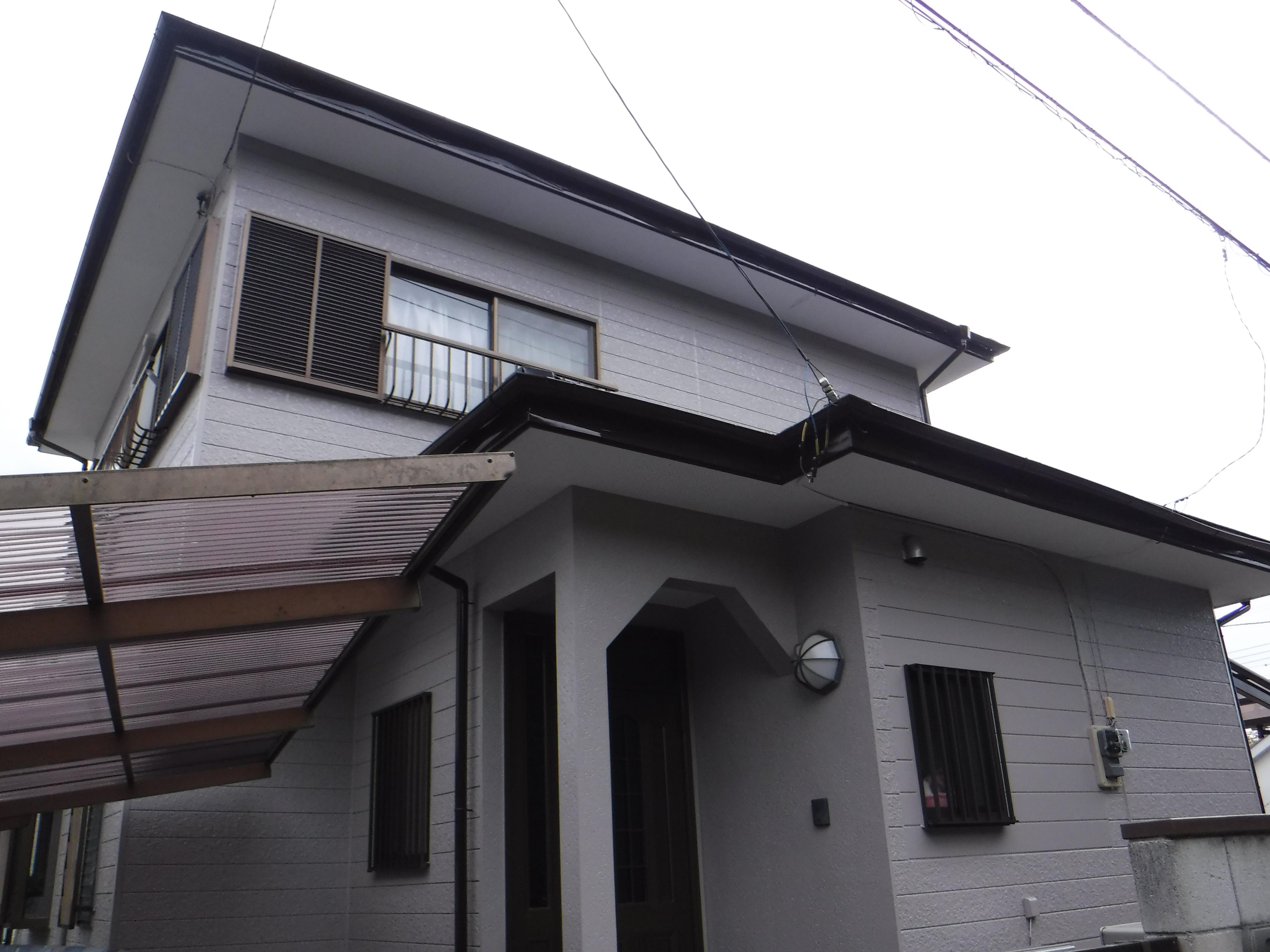 茂原市S様邸 外壁・屋根塗装工事