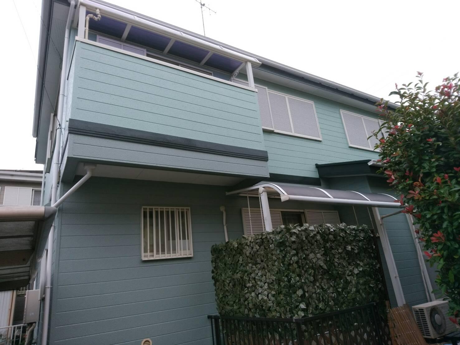 千葉市N様邸 外壁・屋根塗装工事