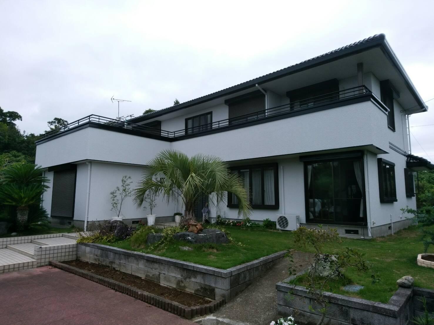 茂原市N様邸 外壁・屋根塗装工事