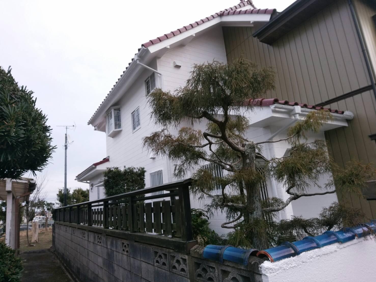 茂原市W様邸 外壁塗装工事