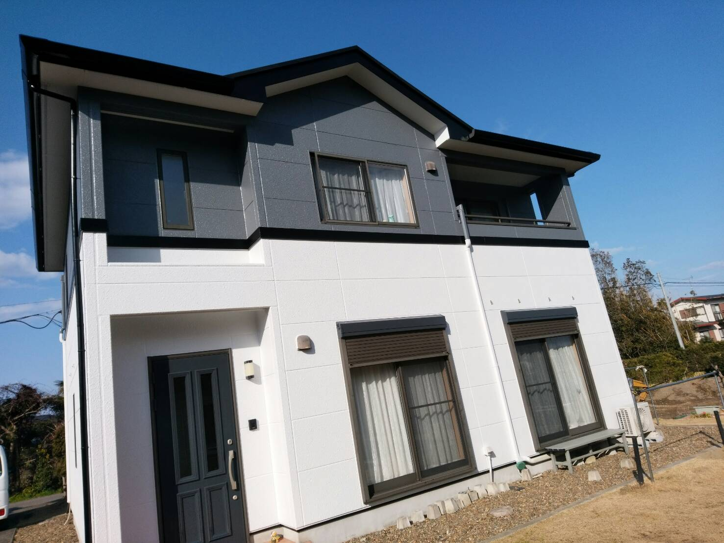 茂原市Y様邸 外壁・屋根塗装工事