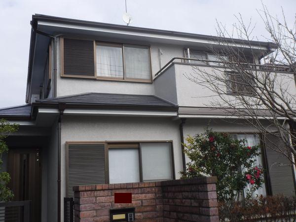 東金市K様邸 外壁・屋根塗装工事