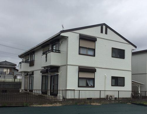 緑区Ⅰ様所有集合住宅 外壁・屋根塗装工事