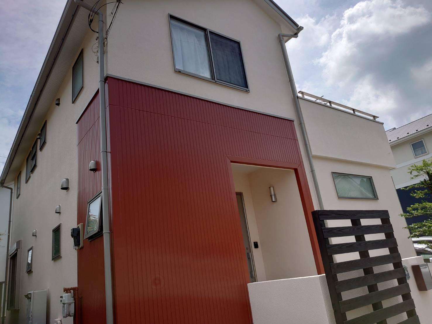 千葉市Y様邸 外壁・屋根塗装工事