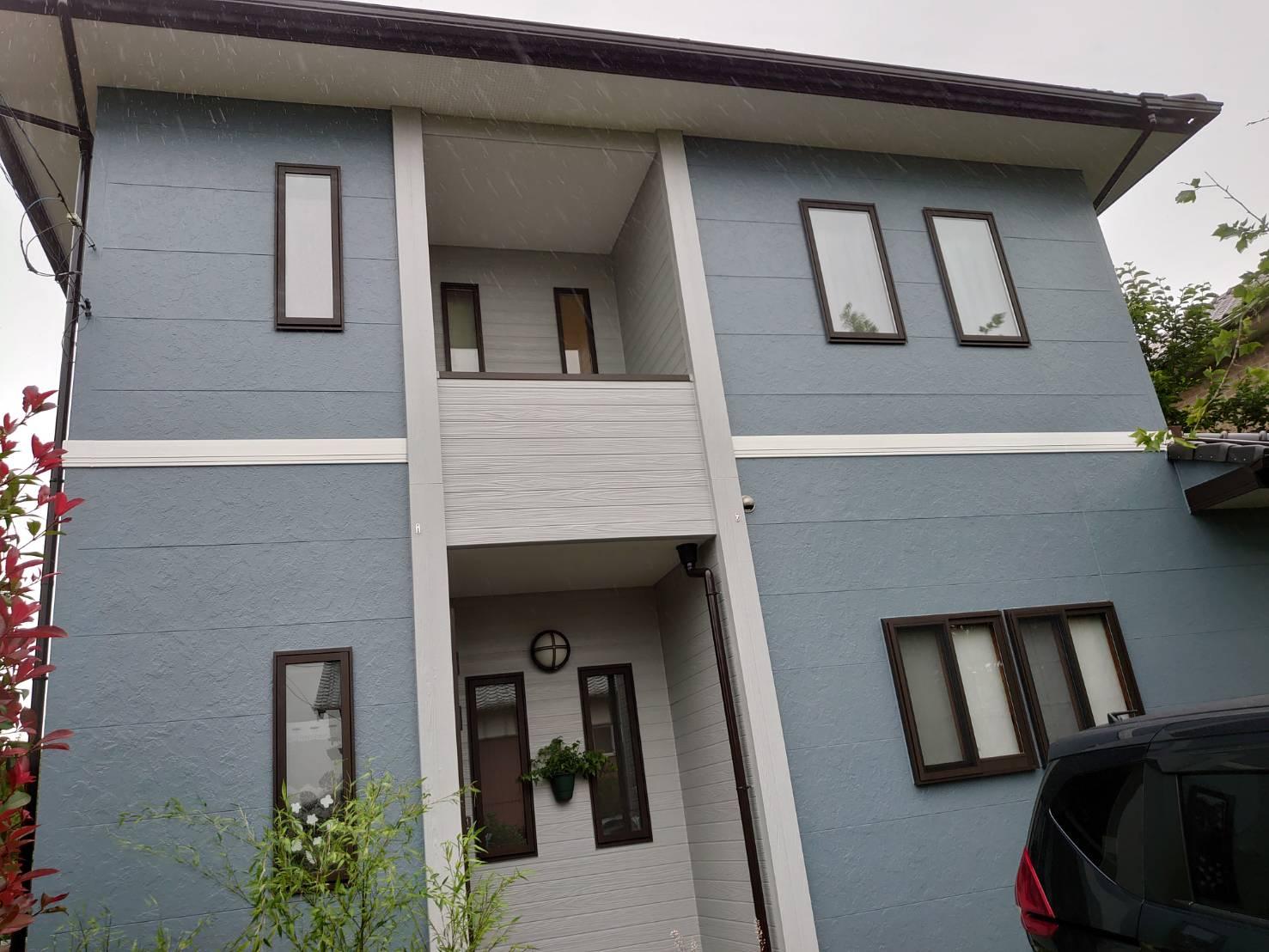 茂原市F様邸 外壁・屋根塗装工事