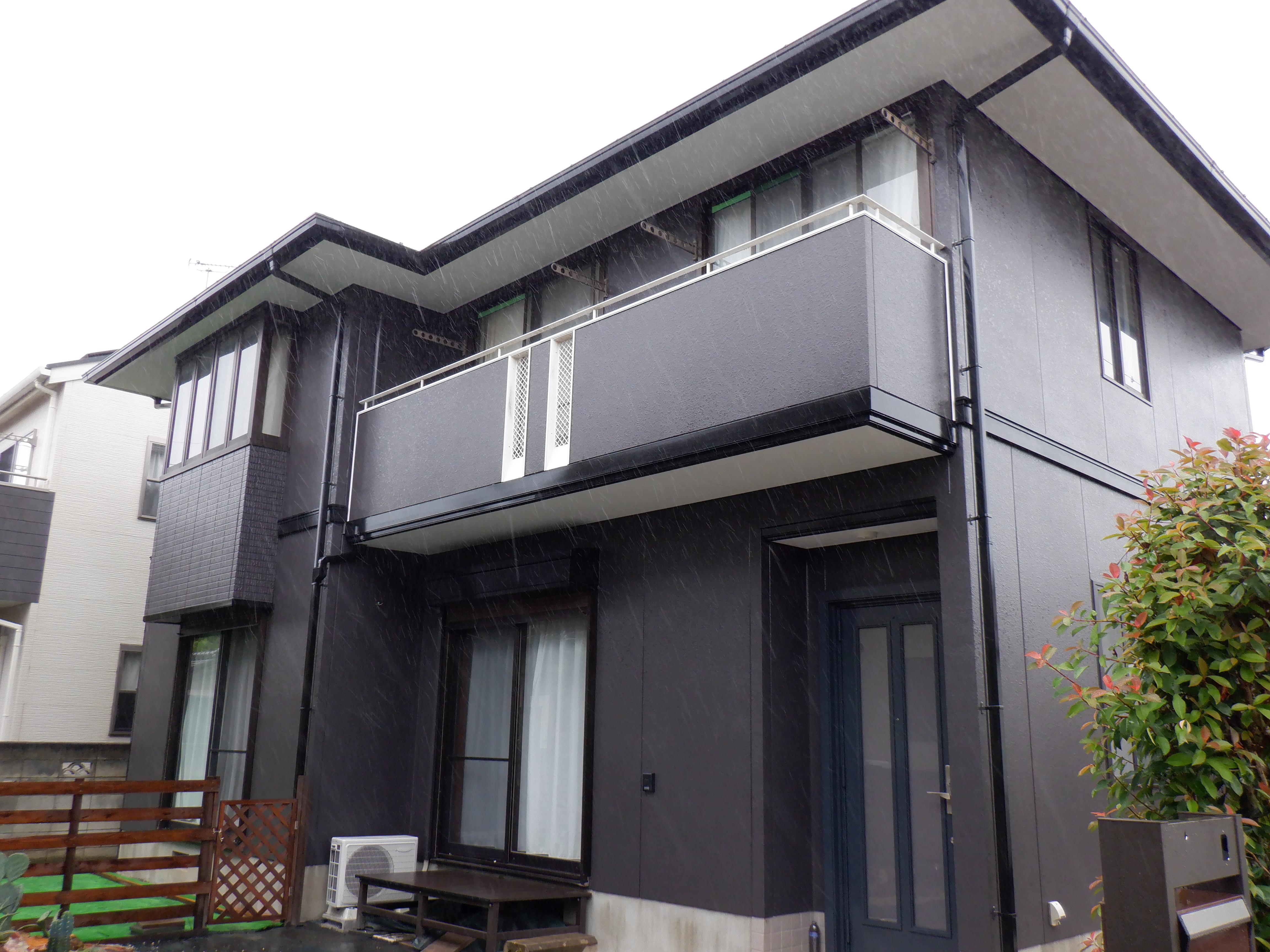 茂原市M様邸 外壁・屋根塗装工事