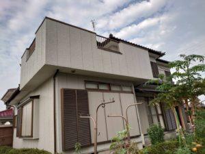茂原市で外壁塗装工事が完工です!