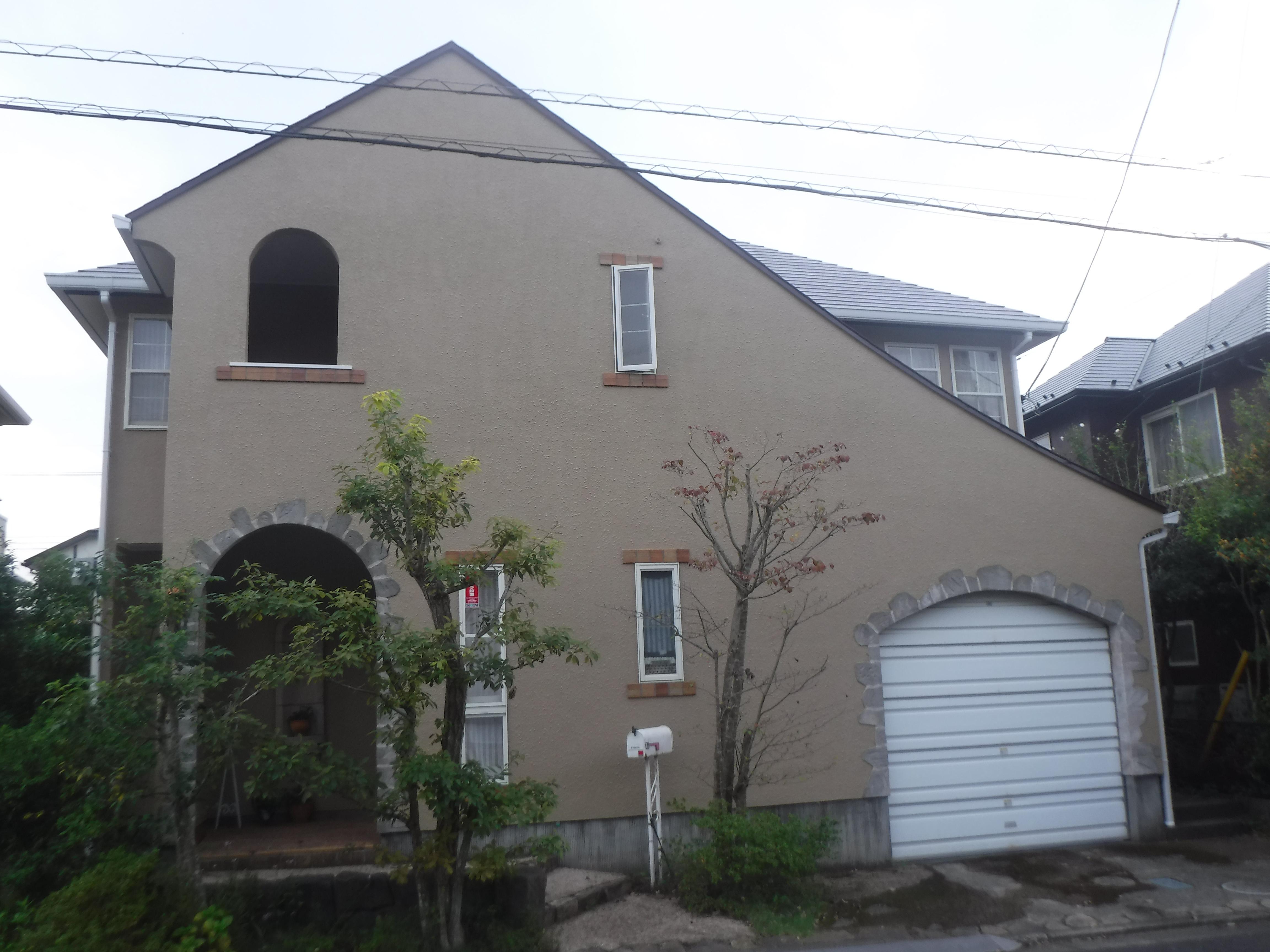 大網白里市H様邸 外壁・屋根塗装工事