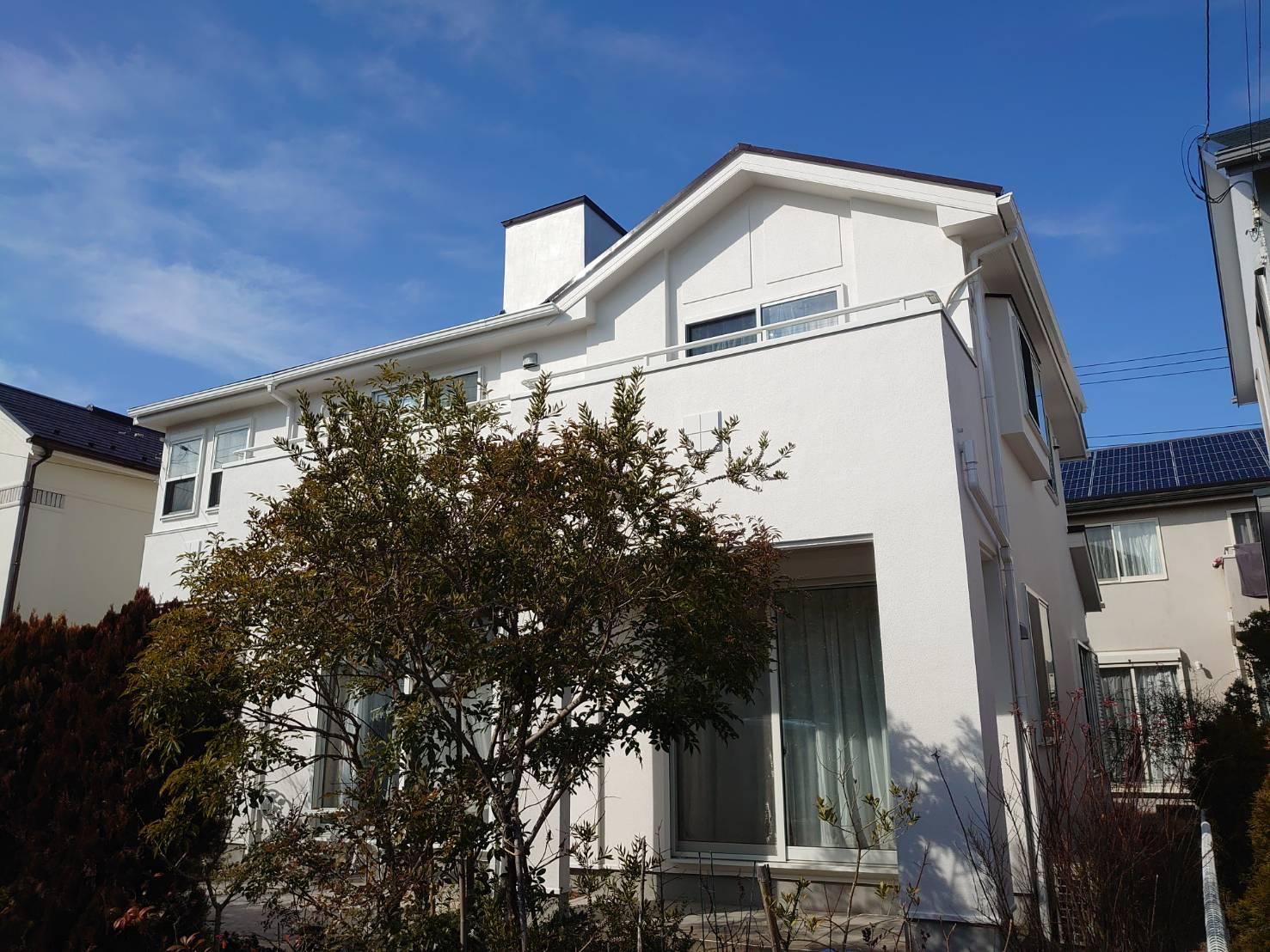 大網白里市G様邸 外壁・屋根塗装工事
