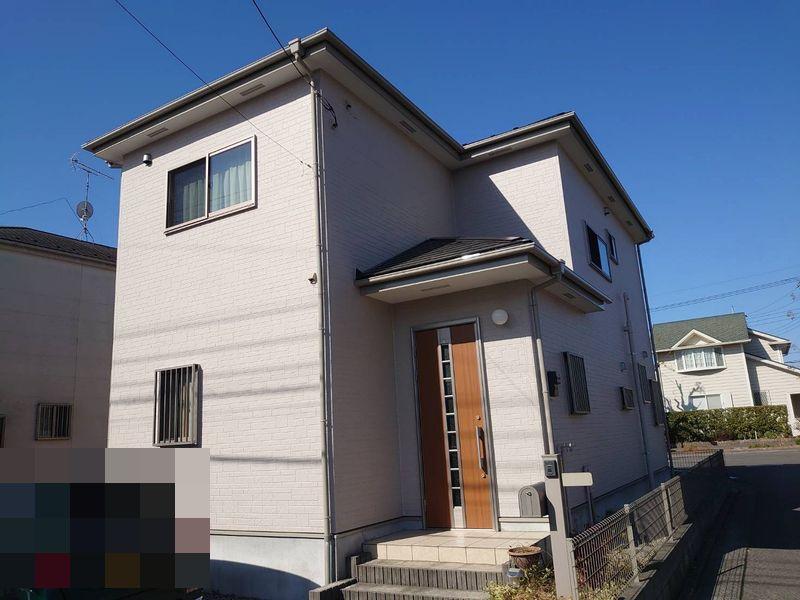 千葉市T様邸 外壁・屋根塗装工事