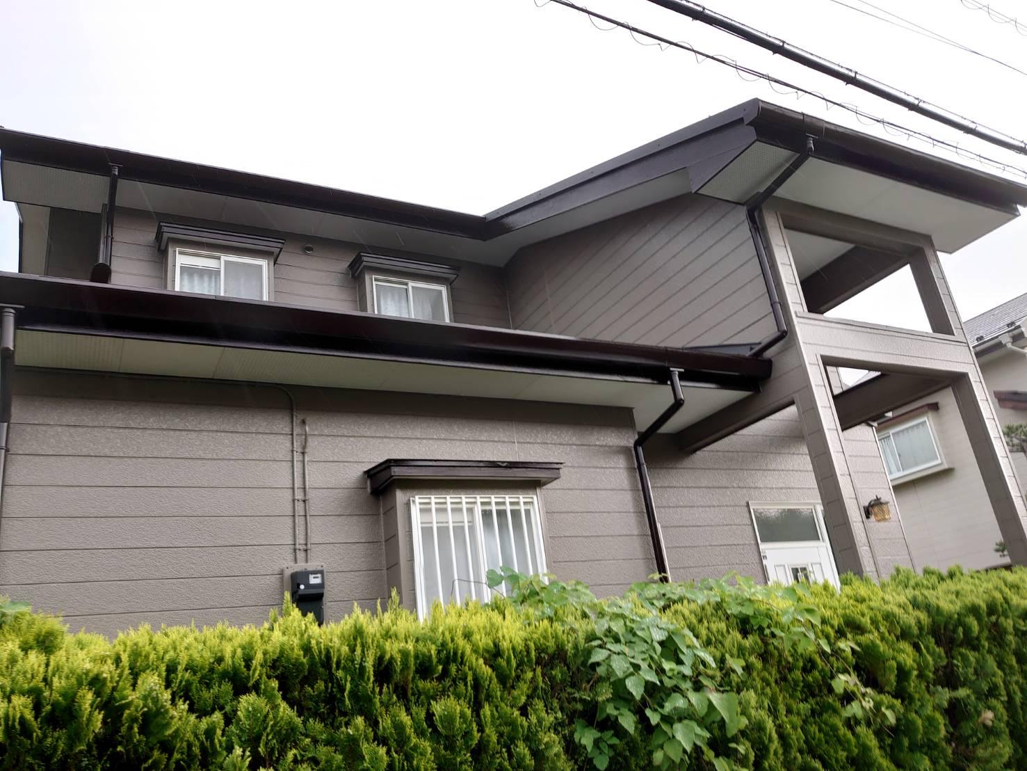 茂原市K様邸 外壁塗装・屋根カバー工事