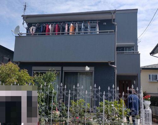 市原市M様邸 外壁・屋根塗装工事