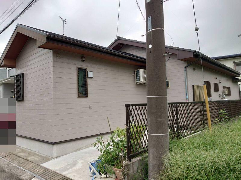 長生郡M様邸 外壁・屋根塗装工事